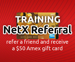 Image for Net X Information Systems, Inc Referral $50 American Express Gift Card