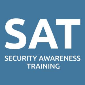 sat badge