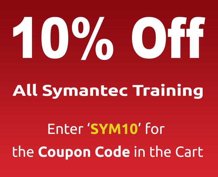 Image for Net X Information Systems 10% off All Symantec Training