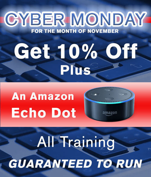Image for NetX Cyber Monday Training deal