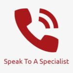 NetX speak to a specialist icon