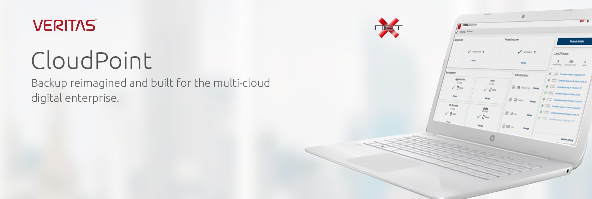 netx-veritas-cloudpoint services banner
