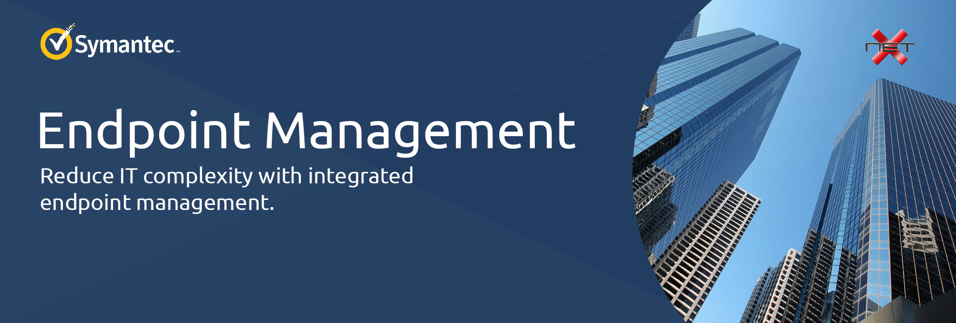 symantec-endpoint-management with netx banner