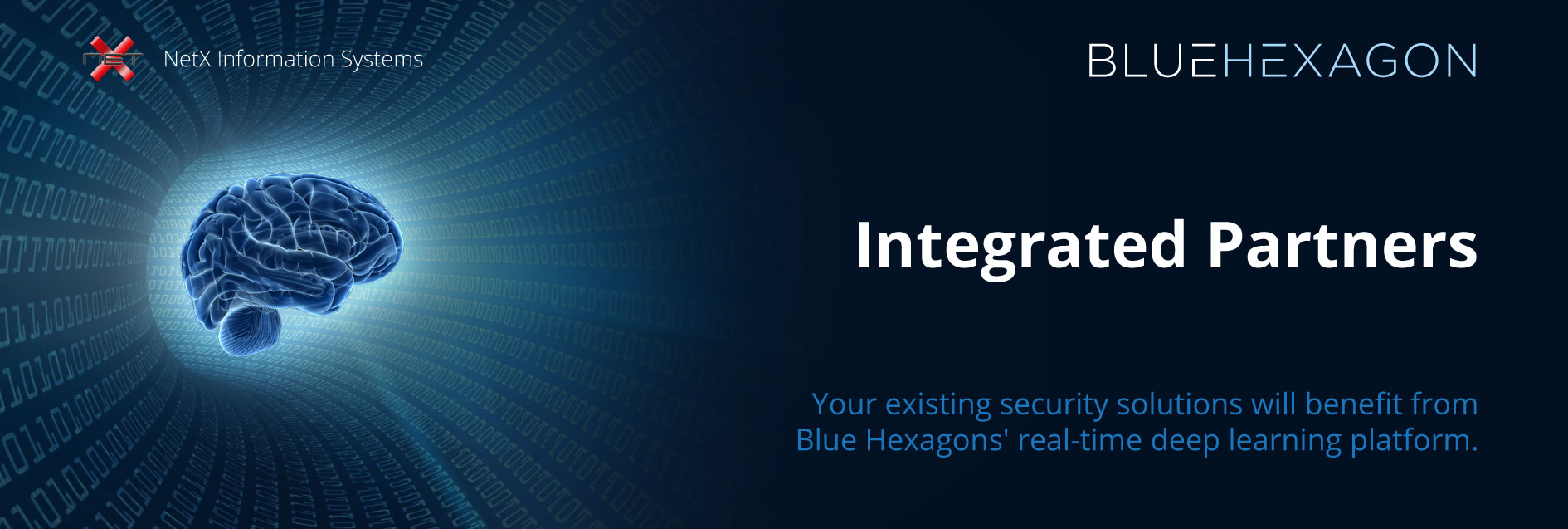 Blue Hexagon Integrated Partners by NetX