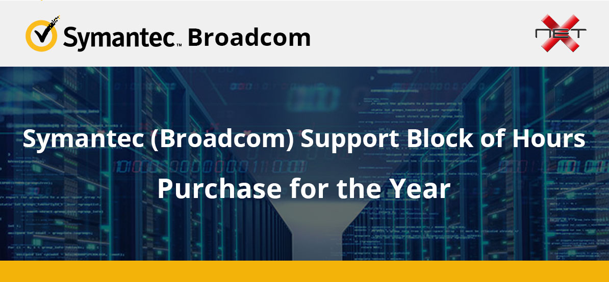 Symantec Support Block of Hours by NetX